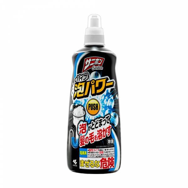 小林製藥 Sanibon 泡沫水管清潔劑 400ml 除垢/清潔劑 日本原裝,還給水管您絕佳的潔淨感。各項質感居家物品及收納,盡在dayneeds日需百備!