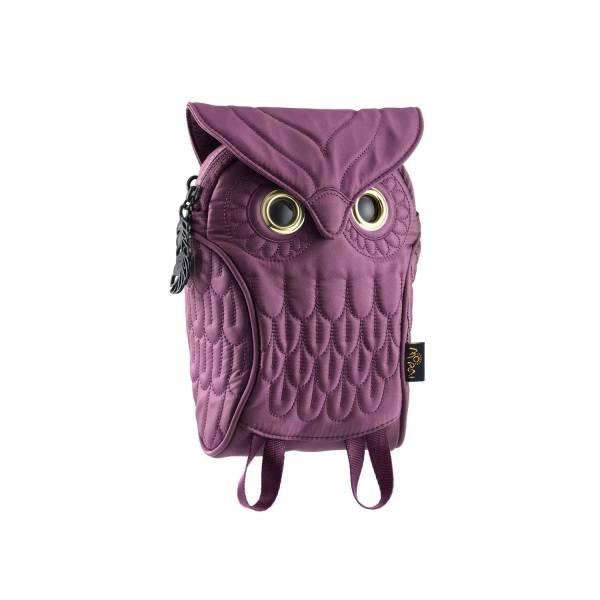 貓頭鷹隨身包 貓頭鷹, Morn Creations, 手機包, 隨身包