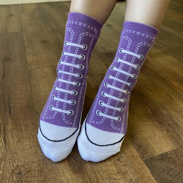 B&EGG - SHOOX鞋型襪 (帆布鞋款-TULIPA) B&EGG, 台灣製造, MIT, 流行配件, 襪子, allstar, nike, VD, 交換禮物, 紅白拖, 聖誕節, 藍白拖