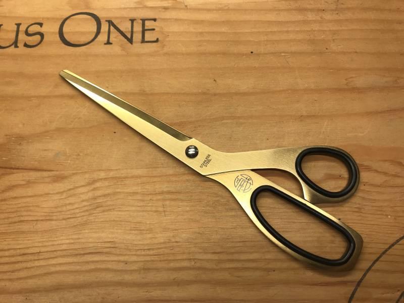 日本工法 420不鏽鋼-8吋 拋光銅經典剪刀 3C文具, 剪刀, 台灣製造, 開學祭, 420不鏽鋼, 聖誕節