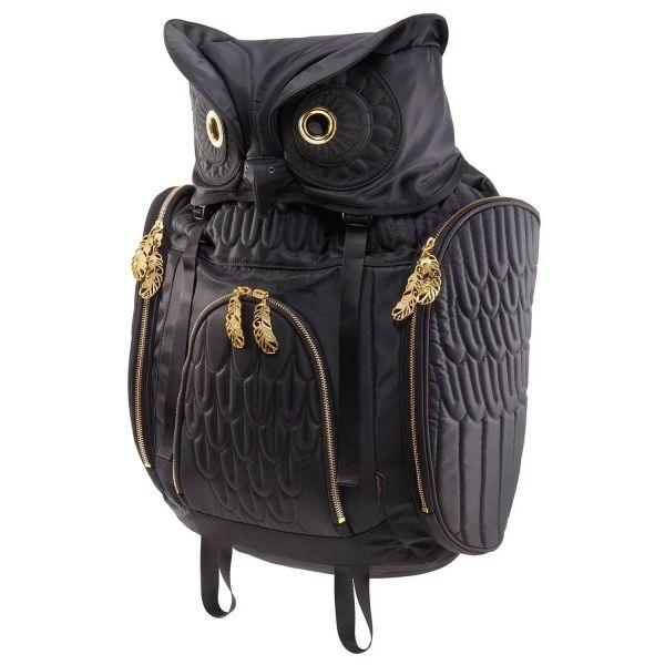 大角貓頭鷹大背包 貓頭鷹, Morn Creations, 15吋, 電腦包, 筆電包