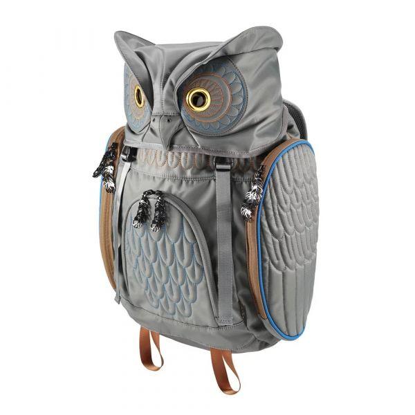大角貓頭鷹中背包 貓頭鷹, Morn Creations, 15吋, 電腦包, 筆電包