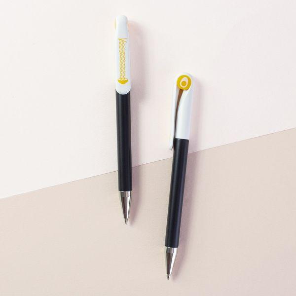 拉麵7年筆 原子筆, 開學, 環保, 七年筆, 交換禮物, 聖誕節, 情書, 公文