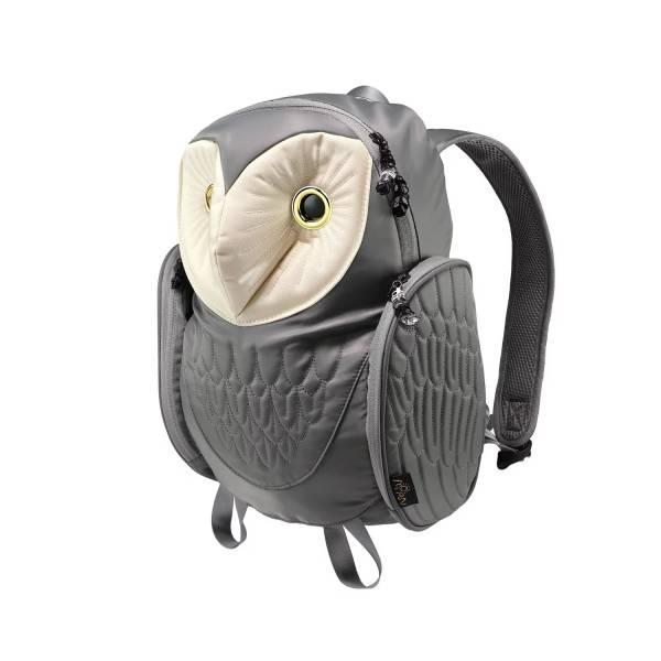 倉鴞中背包 貓頭鷹,倉鴞, Morn Creations, A4