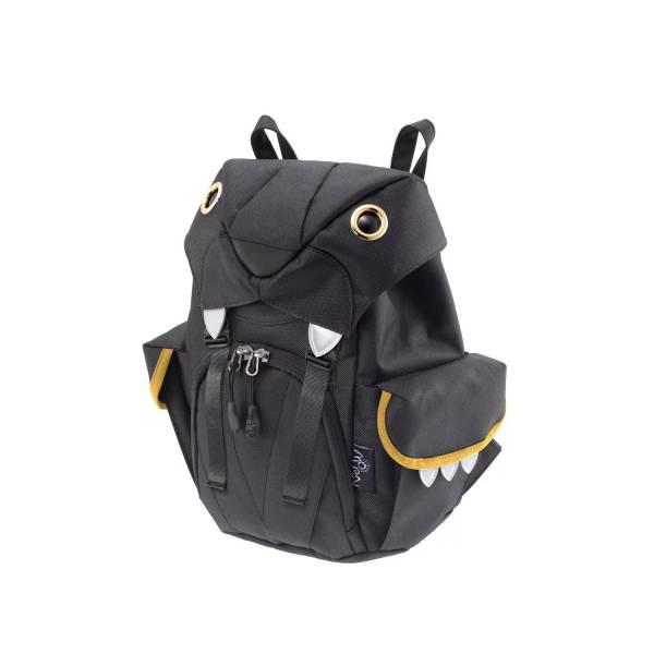 大貓兒童款背包(減壓背帶設計) 大貓科, 貓頭鷹, Morn Creations, A4, 耐磨, 防水, 抗撕裂, 戶外活動, 兒童, 後背包, 減壓背帶