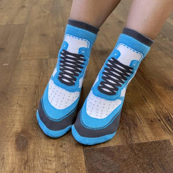 B&EGG - SHOOX鞋型襪 (球鞋款-HONOLULU) B&EGG, 台灣製造, MIT, 流行配件, 襪子, allstar, nike, VD, 交換禮物, 紅白拖, 聖誕節, 藍白拖