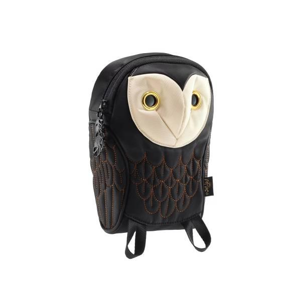 倉鴞隨身包 貓頭鷹,倉鴞, Morn Creations, 手機包, 隨身包