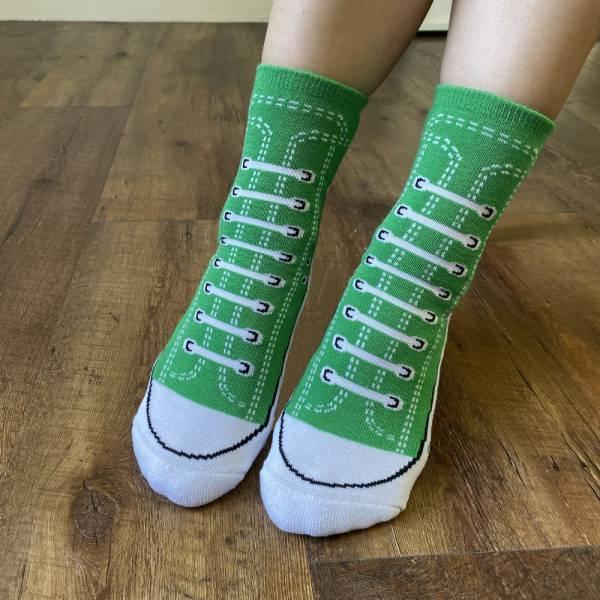 B&EGG - SHOOX鞋型襪 (帆布鞋款-HULK) B&EGG, 台灣製造, MIT, 流行配件, 襪子, allstar, nike, VD, 交換禮物, 紅白拖, 聖誕節, 藍白拖