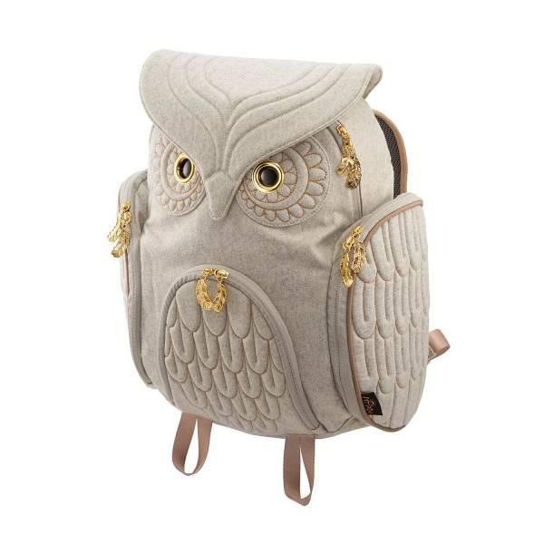 貓頭鷹大背包 貓頭鷹, Morn Creations, 15吋, 電腦包, 筆電包
