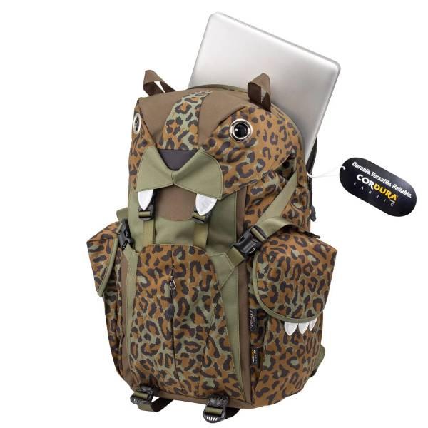 大貓電腦背包 大貓科, 貓頭鷹, Morn Creations, A4, 15吋, 手提電腦, 筆電包