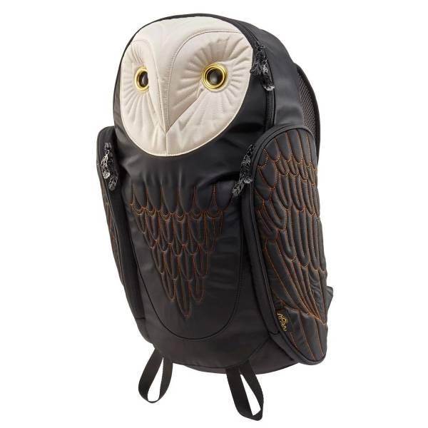 倉鴞都市大背包 貓頭鷹, 倉鴞, Morn Creations, A4, 15吋, 手提電腦, 筆電包