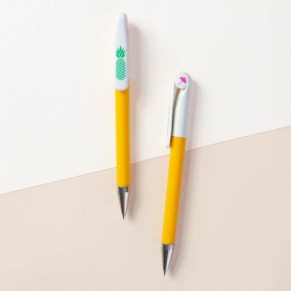 鳳梨7年筆 原子筆, 開學, 環保, 七年筆, 交換禮物, 聖誕節, 情書, 公文