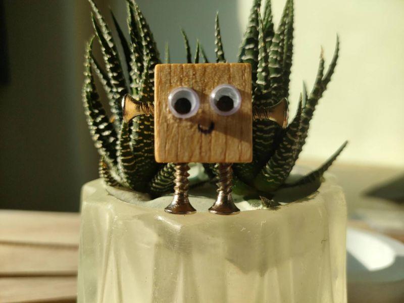 舞登機器人 線上創客 線上木工