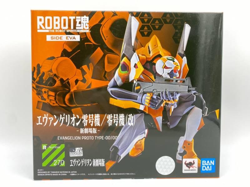 【特價品】BANDAI ROBOT魂 SIDE EVA 福音戰士 零號機 新劇場版