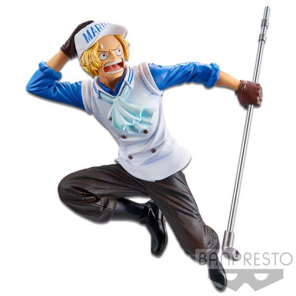 BANPRESTO 代理版 海賊王 magazine 夢的一枚 SPECIAL 薩波 JXBP17523