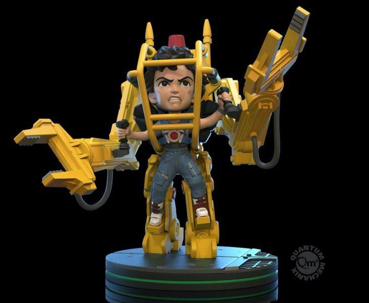 NECA Q-Fig ALIENS 工程機器人 雕像