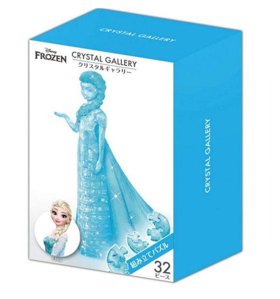 3D水晶拼圖 艾莎公主(新) HA06423