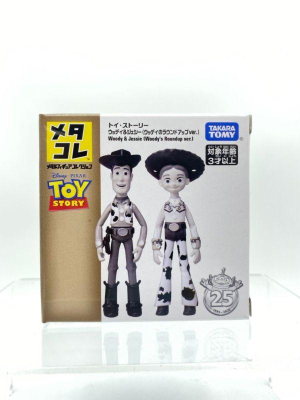 【特價品】 TAKARA TOMY 合金人形 皮克斯25週年紀念套組 翠絲&胡迪