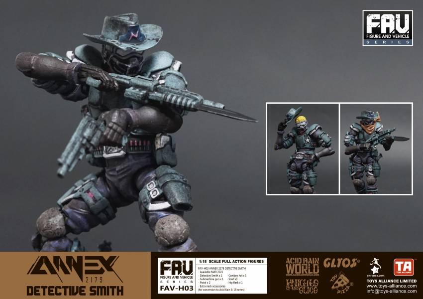 酸雨戰爭 FAV-H03 史密斯偵探