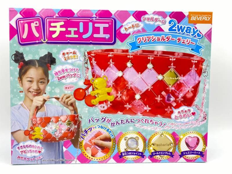 【特價品】日本進口BEVERLY 櫻桃袋子製作組