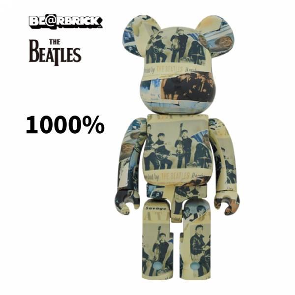 庫柏力克熊 BE@RBRICK 1000% The Beatles Anthology 披頭四樂隊