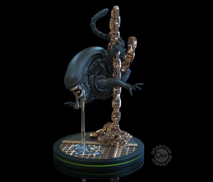 NECA Q-Fig ALIENS 異形 雕像
