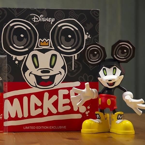 BOUNCE MICKEY 米奇Art 設計師系列 全球限量500隻