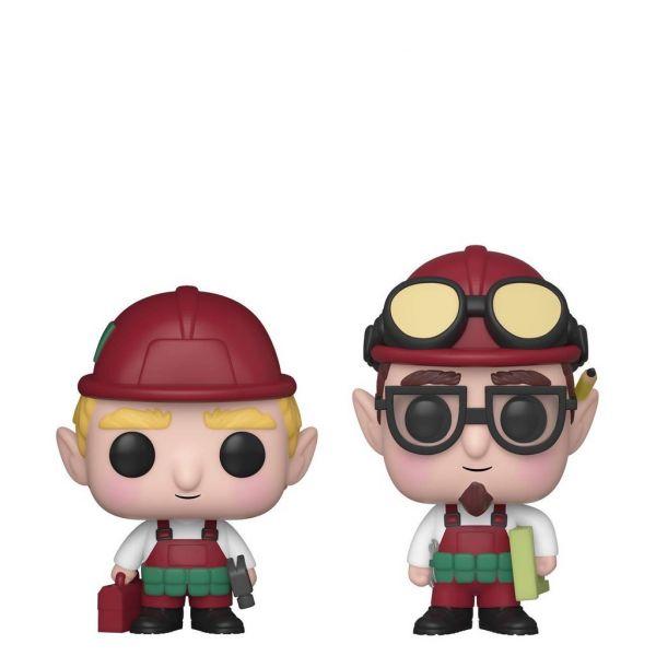 FUNKO POP 聖誕節 湯姆 & 查理 2入組