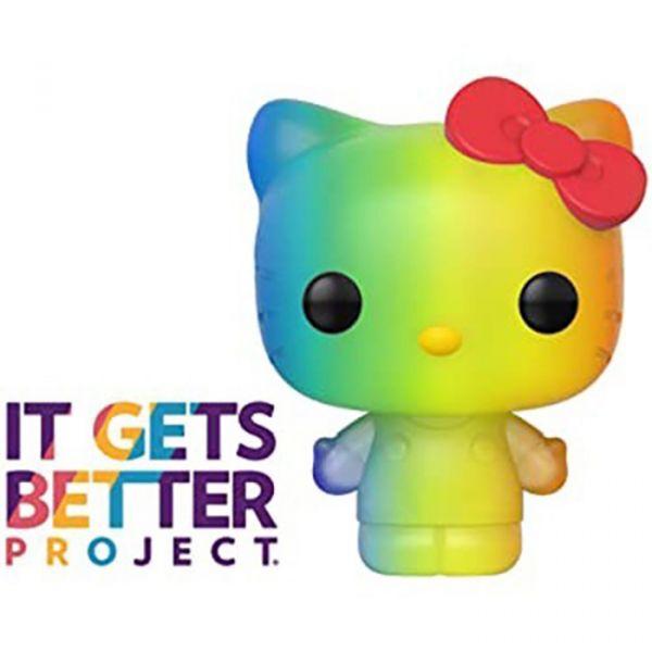 FUNKO POP 彩紅系列 Pride 2020 凱蒂貓 Kitty