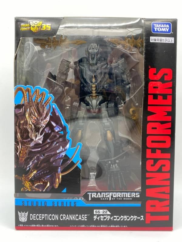 【特價品】TAKARA TOMY Transformer SS-22 Decepticon CrankCase
