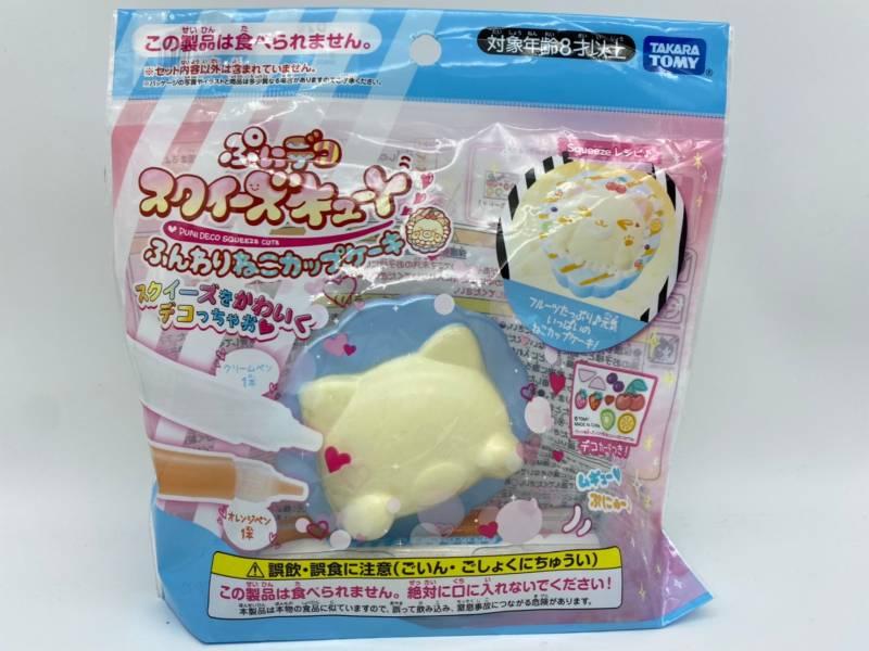 【特價品】TAKARA TOMY 彩繪貓咪杯子蛋糕