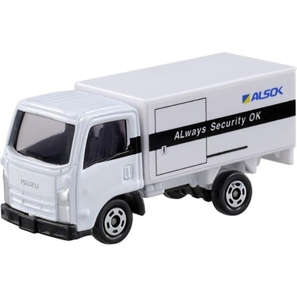 NO.034 ALSOK 現金輸送車 TM034A