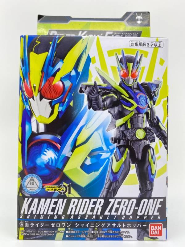 【特價品】BANDAI 假面騎士ZERO-ONE RKF 閃耀騰蝗形態