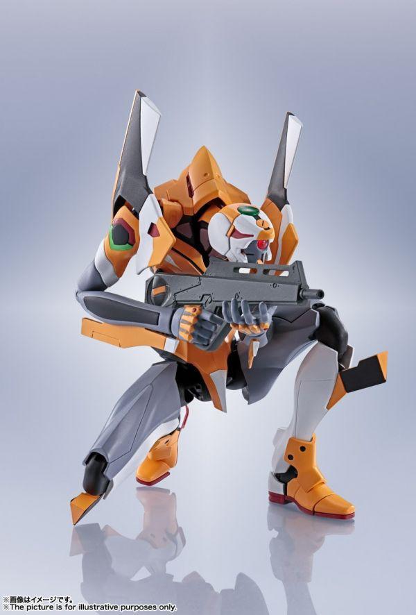 ROBOT魂 SIDE EVA 福音戰士零號機