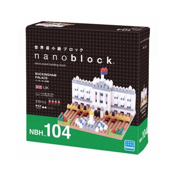 nanoblock NBH-104 白金漢宮