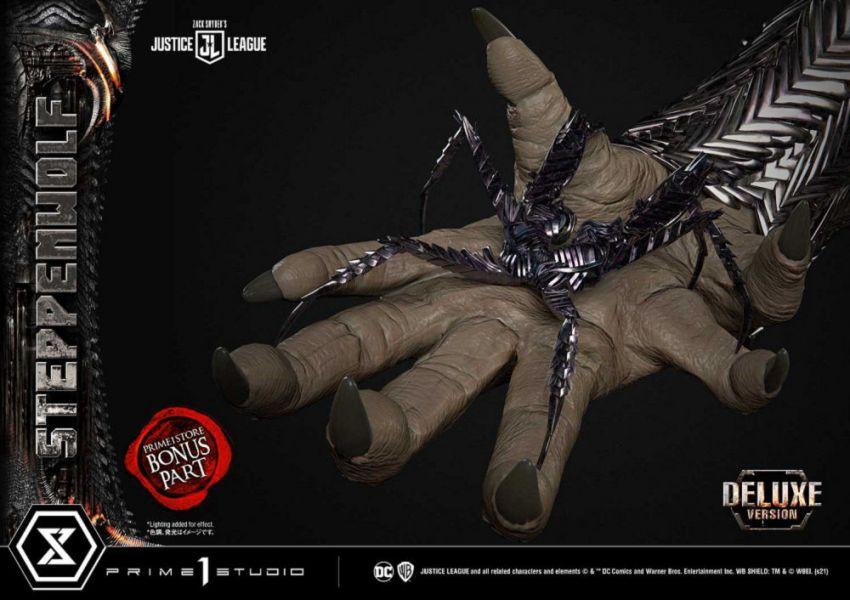 MMJL-09DXS 查克史奈德之正義聯盟 荒原狼 雕像 豪華特典版
