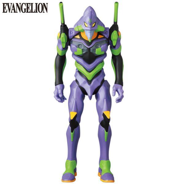 Medicom Toy 軟膠 Sofubi Evangelion Eva 01 新世紀福音戰士 初號機