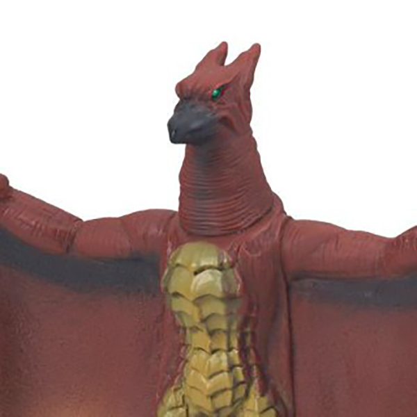 哥吉拉 Movie Monster Series Rodan Vinyl Figure【BANDAI】