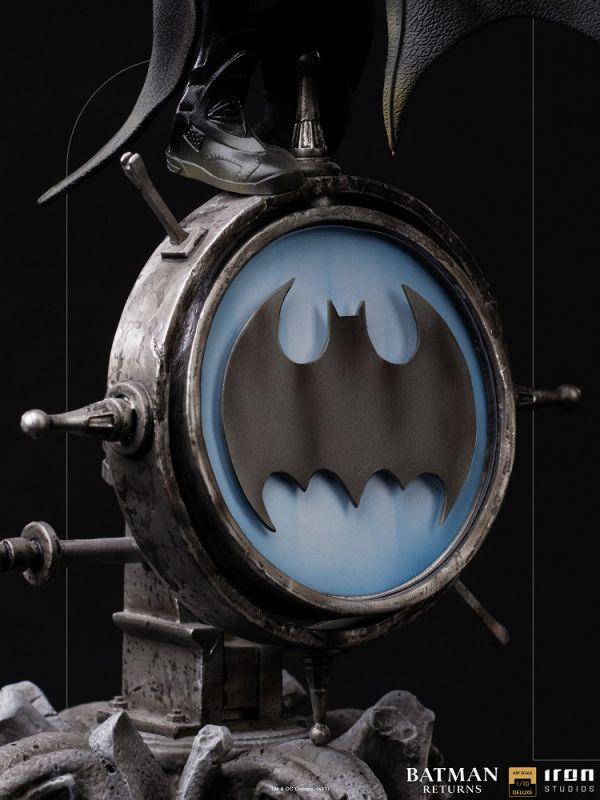 IRON STUDIOS 蝙蝠俠大顯神威 蝙蝠俠 豪華版 雕像