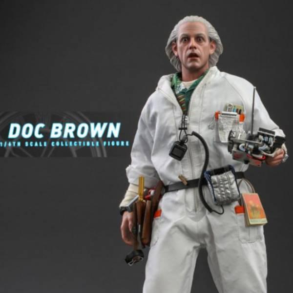 MMS609 回到未來 布朗博士 一般版