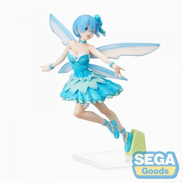 SEGA TOY Re從零開始的異世界 雷姆 蝴蝶妖精 仙子