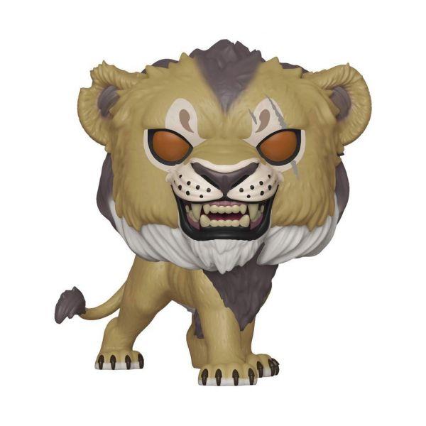 FUNKO 迪士尼 獅子王真人版 獅子王 刀疤