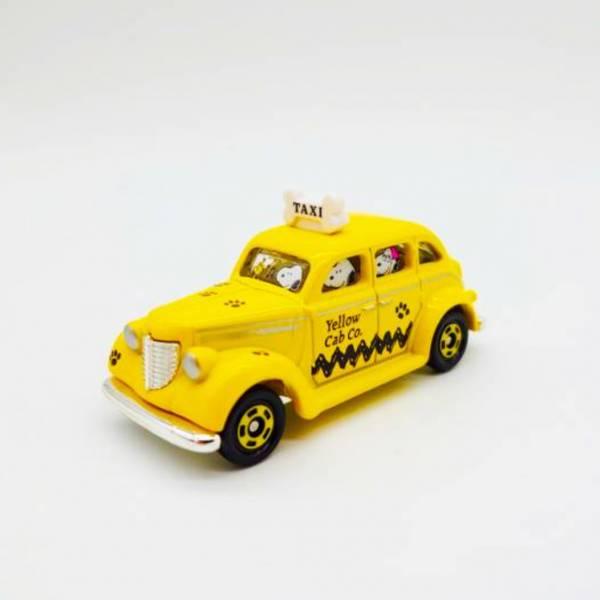 環球影城 史努比 TOMICA 計程車