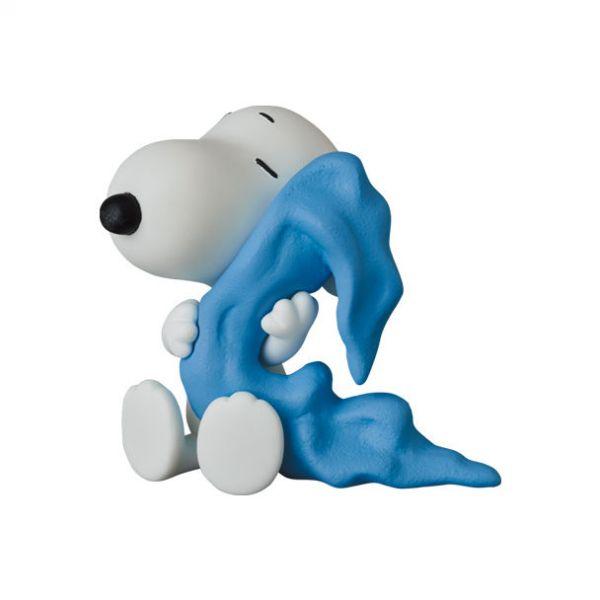 Medicom Toy 軟膠 UDF Peanuts Series 12 SNOOPY WITH LINUS BLANKET