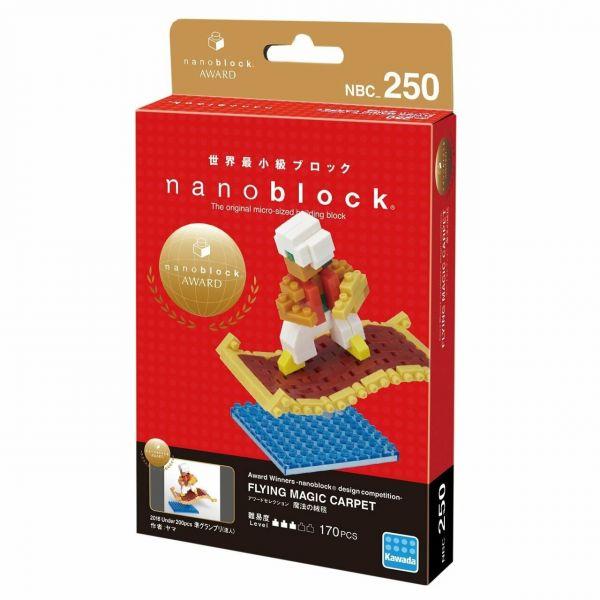 nanoblock  NBC-250 魔法飛毯 KD20914