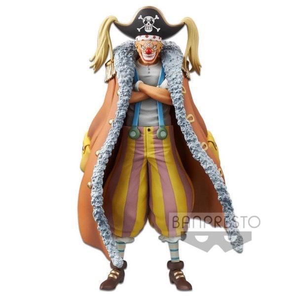 BANPRESTO 代理版 航海王 劇場版 One Piece Stampede DXF vol.6 巴奇