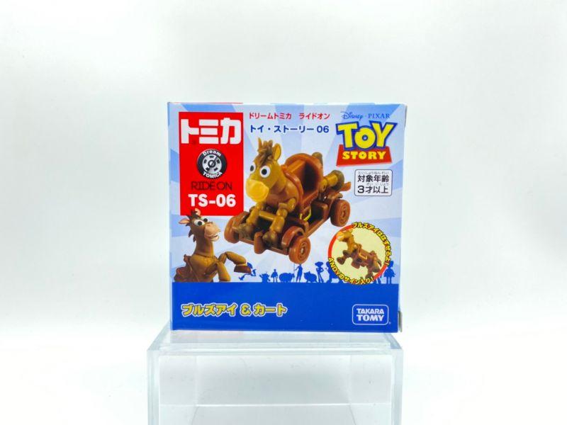 【特價品】TOMICA 玩具總動員4 TS-06 紅心 木推車