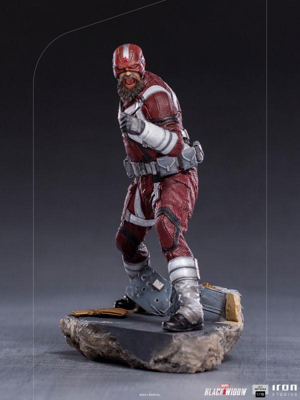 IRON STUDIOS 黑寡婦 紅色守衛者 BDS雕像