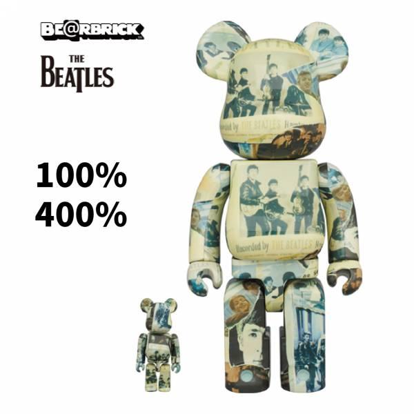 庫柏力克熊 BE@RBRICK 100%&400% set The Beatles Anthology 披頭四樂隊