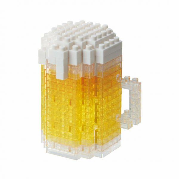 nanoblock NBC-245 啤酒 KD20846